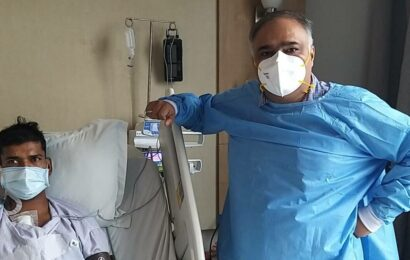 Pune health matters: 29-year-old man saved from heart failure; WhatsApp Chatbot to manage diabetes launched