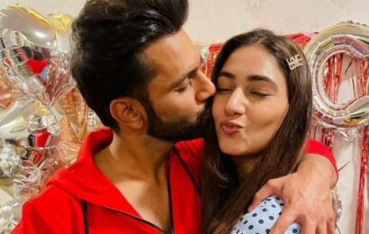 Rahul Vaidya-Disha Parmar wedding: Couple to host grand party on July 17, Aly Goni posts emotional note