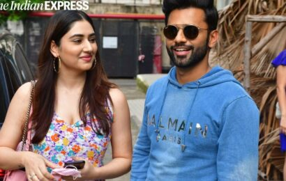 Rahul Vaidya opens up about his wedding preparations: 'I am very excited about this special day of my life'