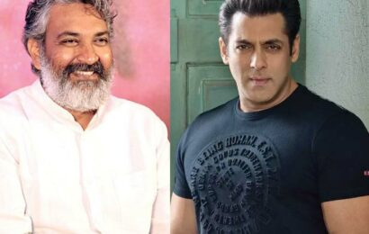Rajamouli refuses to direct Salman Khan