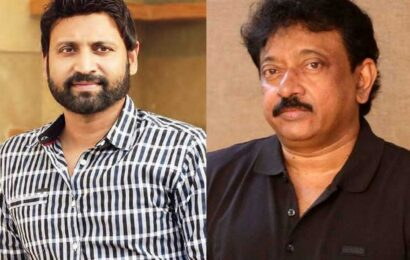 Ram Gopal Varma comments on Sumanth Second marriage