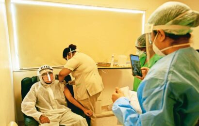 Return unspent amount meant for vaccination: Punjab labour welfare board to health dept