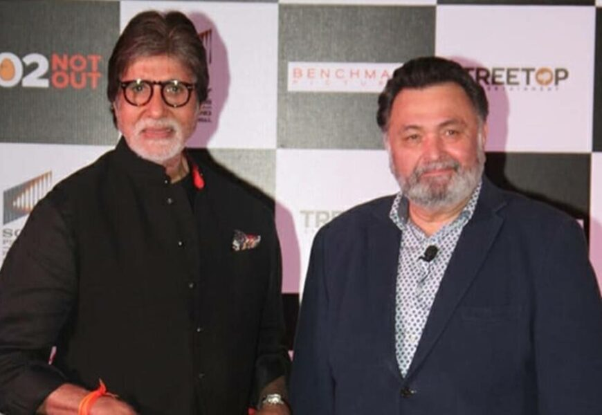 Rishi Kapoor refused to act with Amitabh Bachchan, demanded his replacement: Tinnu Anand