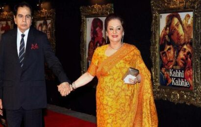 Saira Banu on Dilip Kumar: He was a great mimic and a prankster