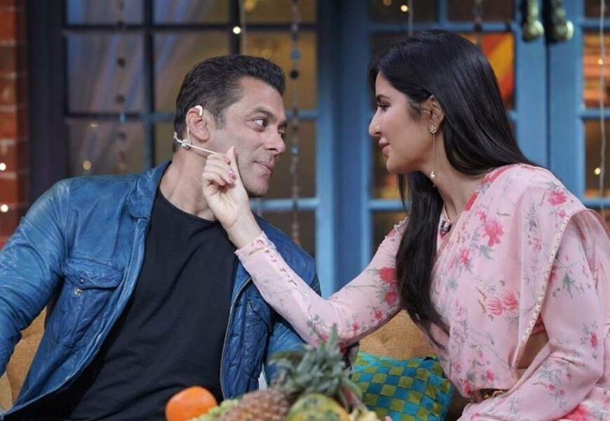 Salman Khan wishes Katrina Kaif with a lovestruck photo, fans say 'SalKat forever'