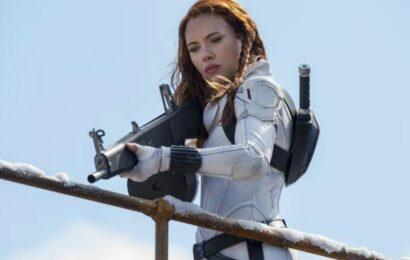 Scarlett Johansson: Didn't want Black Widow to be an espionage film