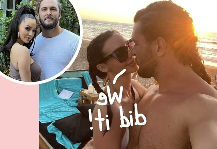 Scheana Shay Confirms Her Engagement, Talks Pre-Proposal Prenup, & Debuts MASSIVE Engagement Ring!