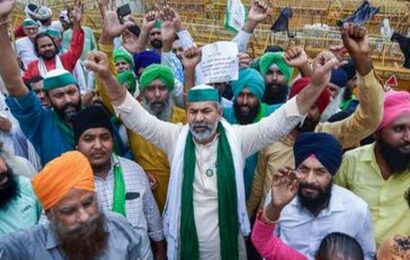 Security beefed up at Jantar Mantar in view of farmers' protest