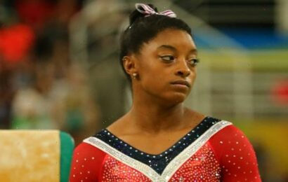 Simone Biles Tearfully Recalls The Moment She Knew She Was Sexually Abused By Larry Nassar — Watch