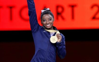 Simone Biles opens up about being sexually abused in recent docu-series