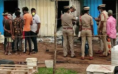 Six migrant workers killed in explosion