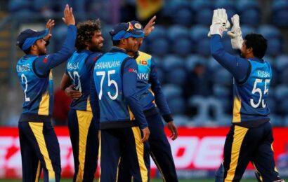 Sri Lanka announce Dasun Shanaka-led squad for white-ball series against India