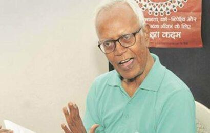 Stan Swamy, accused in Elgaar Parishad case, dies at 84