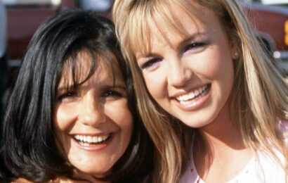 The Surprising Legal Move Britney Spears' Mom Just Made