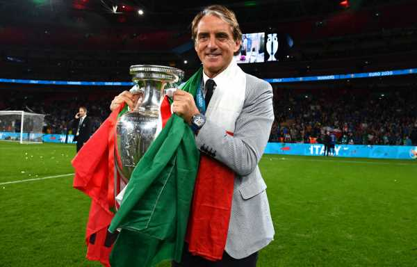 The man who turned Italy from rock bottom to Euro champions