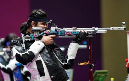 Tokyo 2020: Divyansh, Deepak finish way down in men's 10m air rifle