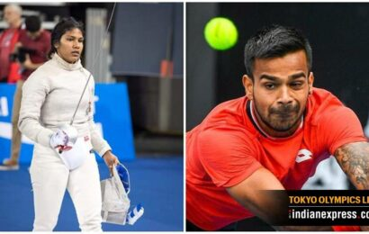 Tokyo Olympics 2020 Day 3 Live Updates: First Indian fencer Bhavani Devi wins on debut