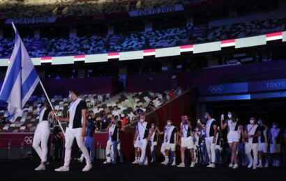 Tokyo Olympics: Israelis killed at 1972 Munich Games remembered in opening ceremony