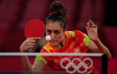 Tokyo Olympics   Manika Batra stuns Ukraines's Margaryta Pesotska to reach third round