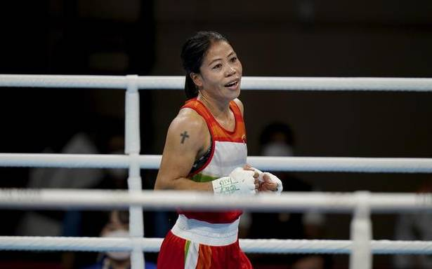 Tokyo Olympics   Mary Kom bows out; wins 2 out of 3 rounds but still loses bout