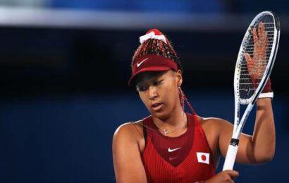 Tokyo Olympics | Naomi Osaka knocked out of tennis singles third round