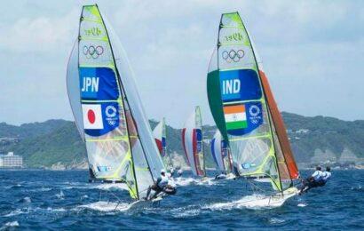 Tokyo Olympics   Varun-Ganapathy sail to seventh in sixth race