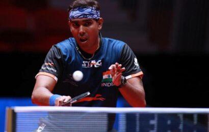 Touching 40s, India's TT great Sharath Kamal hits peak ahead of Tokyo Olympics