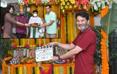 Trivikram Srinivas launches Kappela remake