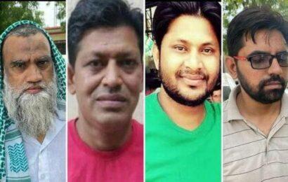 Two more held in Bihar blast case
