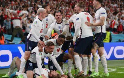 UK's Queen Elizabeth wishes England team good luck
