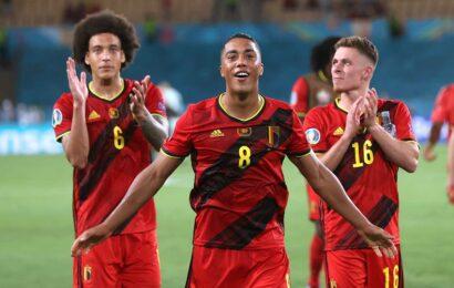 VOTE! EURO 2020: Belgium vs Italy