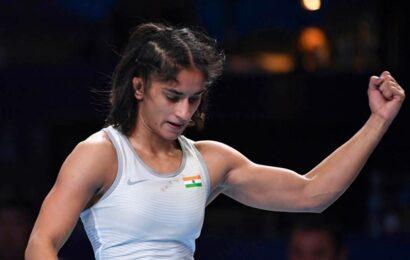 Vinesh Phogat returns stronger, smarter to fulfill Olympic medal dream