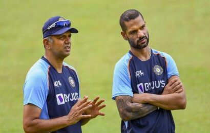 Watch: India responded like champions, says Rahul Dravid in dressing room speech