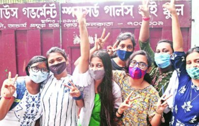 West Bengal: 100% clear Madhyamik exam in new evaluation system