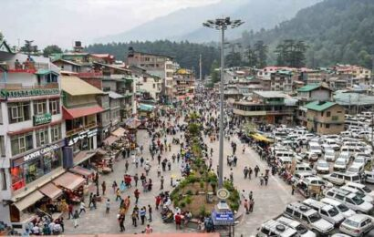 Work from home seems to be 'work from Himachal', says police chief