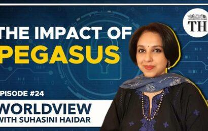 Worldview with Suhasini Haidar | The impact of Pegasus revelations