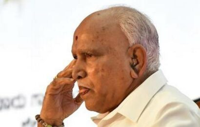 Yediyurappa expresses grief over suicide by admirer