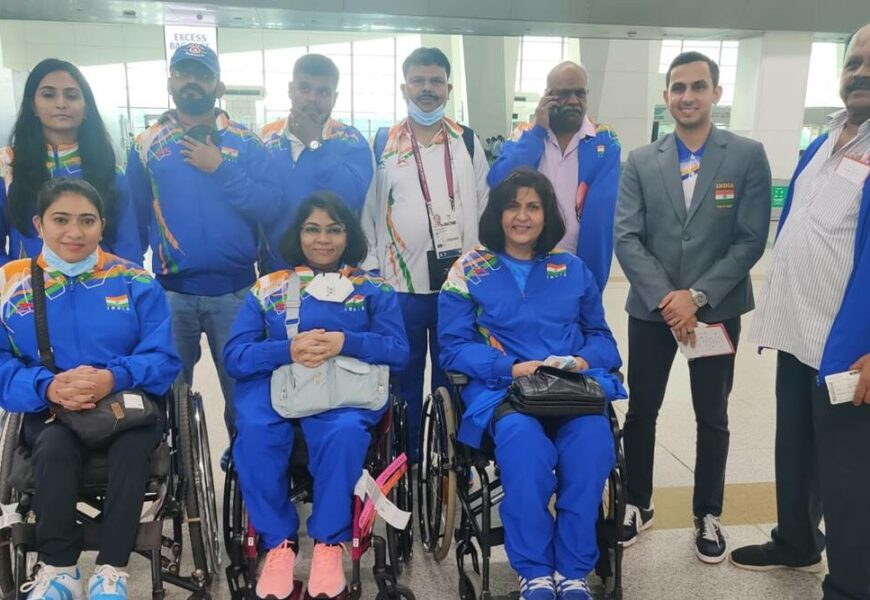'India will win at least 15 medals including five golds at Tokyo Paralympics'