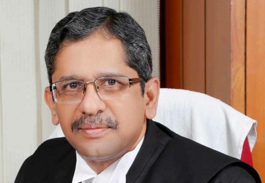 'SC losing an important voice': CJI Ramana on the retirement of Justice Navin Sinha
