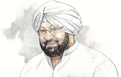 'Stick to giving advice to PPCC chief': Capt slams 'anti-national' statements by Sidhu's advisors