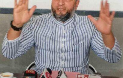 AIMIM MP Asaduddin Owaisi booked for violating COVID-19 protocol