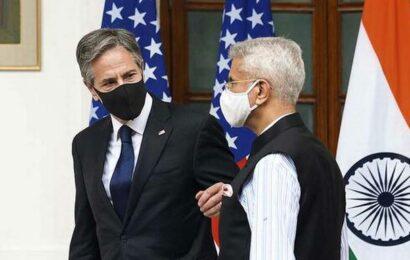 Afghan crisis | EAM Jaishankar speaks to U.S. Secretary of State Blinken