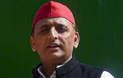 Akhilesh mocks BJP promise of doubling farmers' incomes