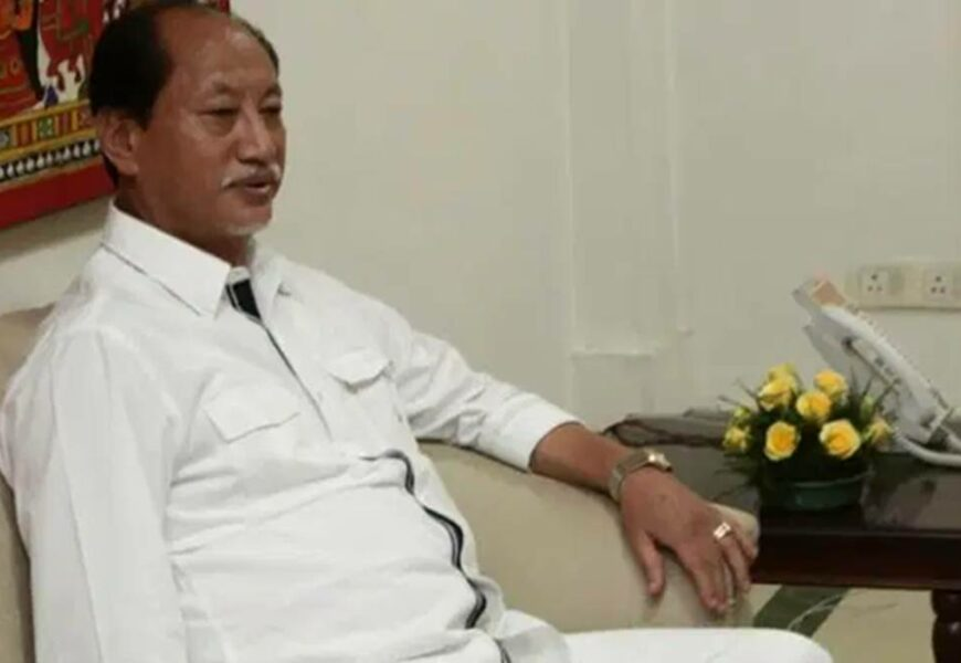 All-party govt to be set up in Nagaland for solution to Naga issue