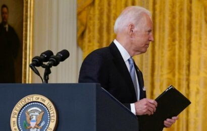 Allies embraced Biden, did Kabul lay bare 'great illusion'?
