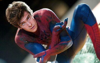 Andrew Garfield made for the best Spider-Man but was let down by the movies