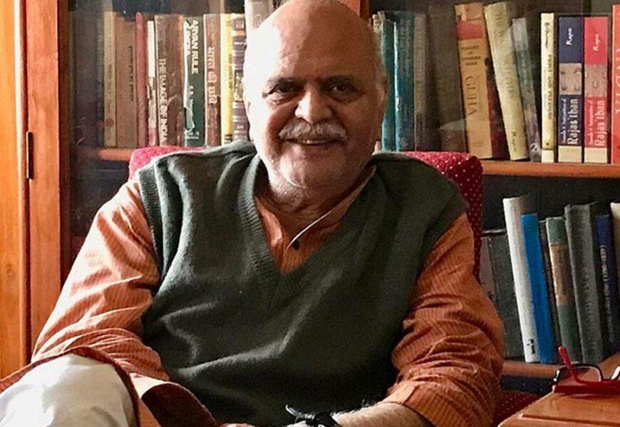 Author, gay rights activist Saleem Kidwai no more: Amitav Ghosh, Devdutt Pattanaik mourn his demise