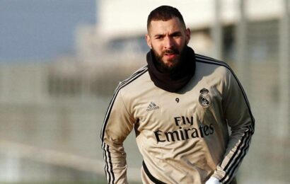Benzema extends contract with Real Madrid through 2023