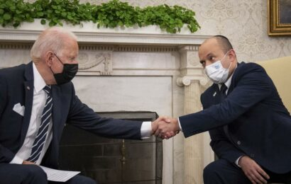 Biden: We're considering recommending booster shots at 5 months like Israel