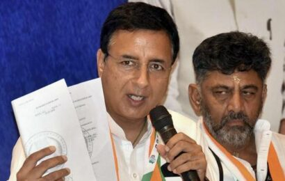 Centre's lack of plan to evacuate Indians from Afghanistan is a gross abdication of duty: Congress spokesperson Randeep Surjewala
